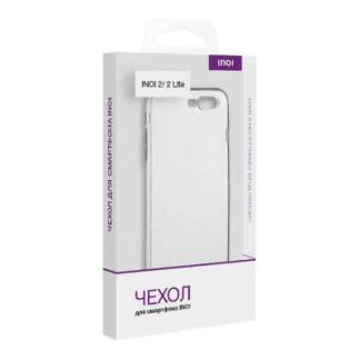 силиконовый чехол для Inoi 2 Inoi 2 Lite прозрачный