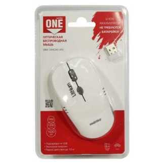мышь Smartbuy SBM-344CAG-WG белая