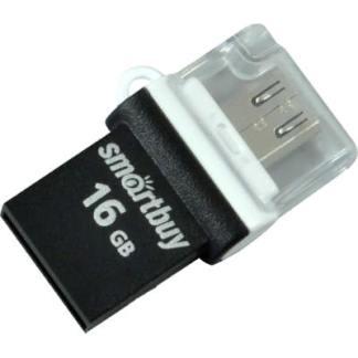 Флешка Smartbuy Poko OTG 16Gb