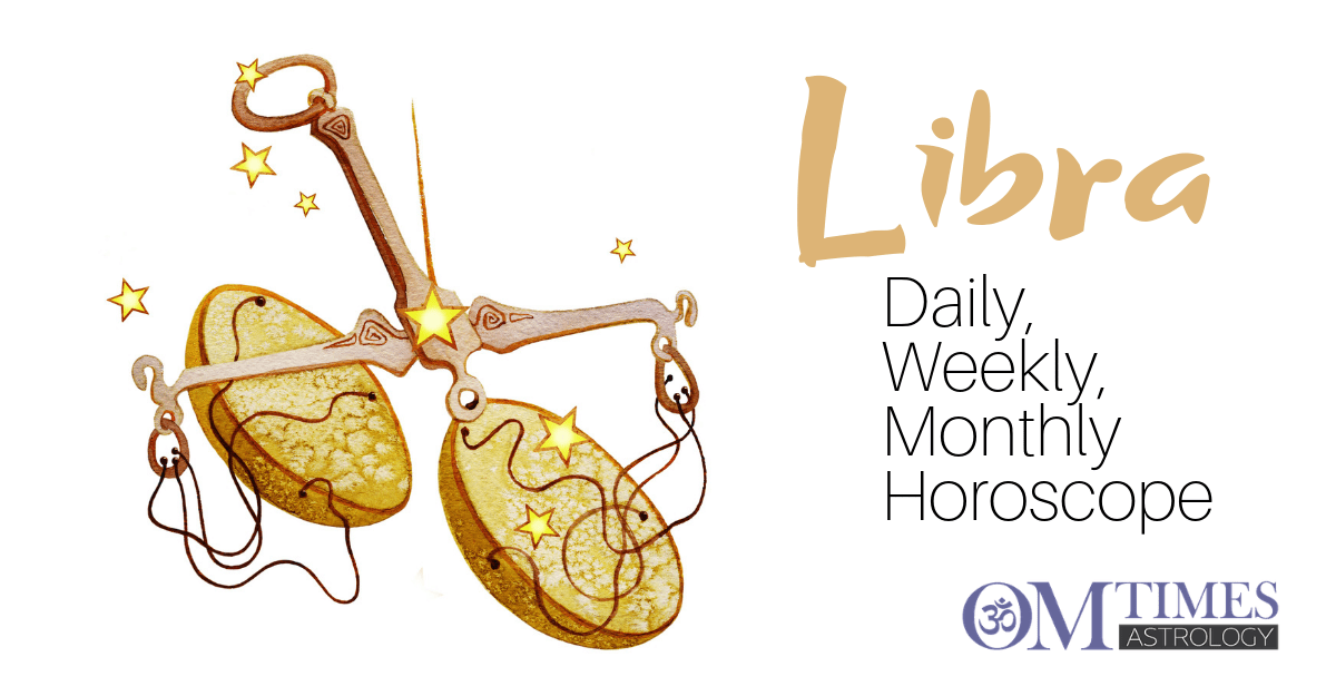 libra daily weekly and monthly horoscopes