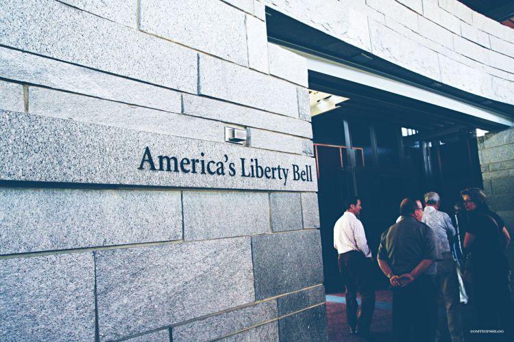 Liberty Bell, Philadelphia, www.omtripsblog.com