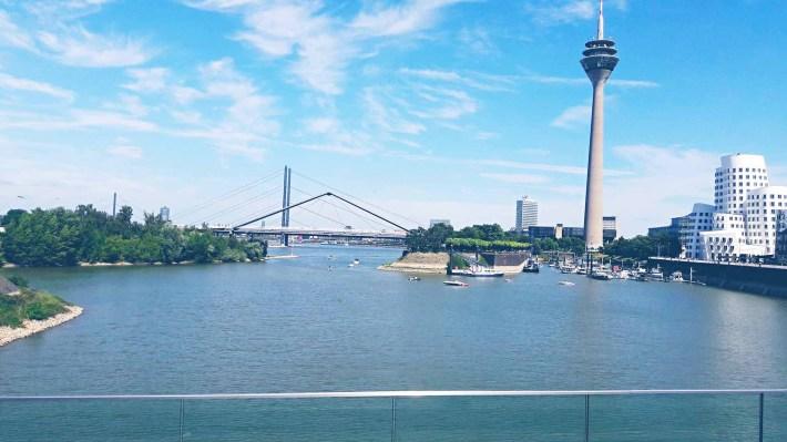 On a visit to...Karl-Heinz Limberg (Dusseldorf, Germany), www.omtripsblog.com