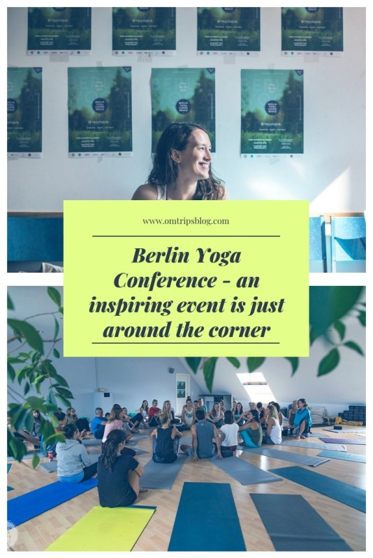 Berlin Yoga Conference - an inspiring event is just around the corner