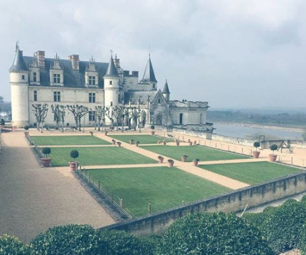 Chateau royal d'amboise Insidr