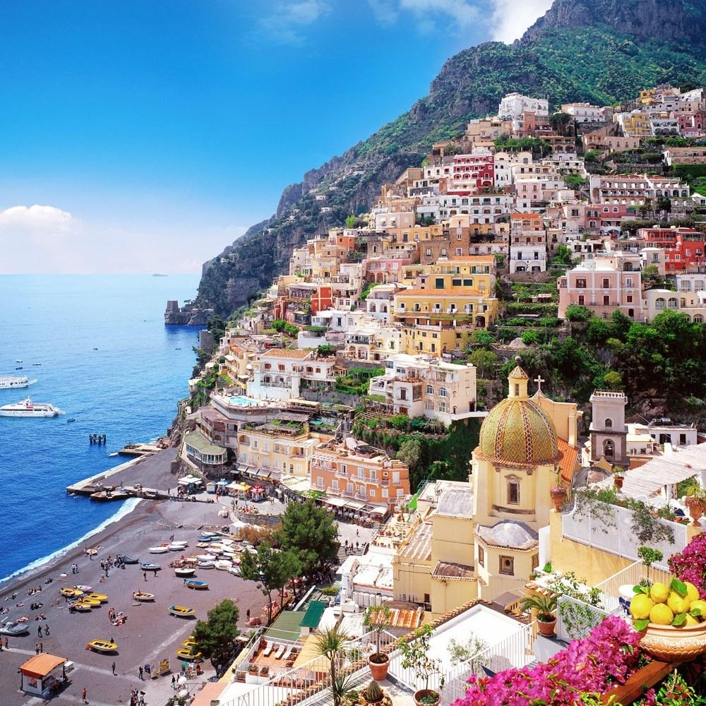 Roteiro de 2 a 3 dias por Capri + Costa Amalfitana