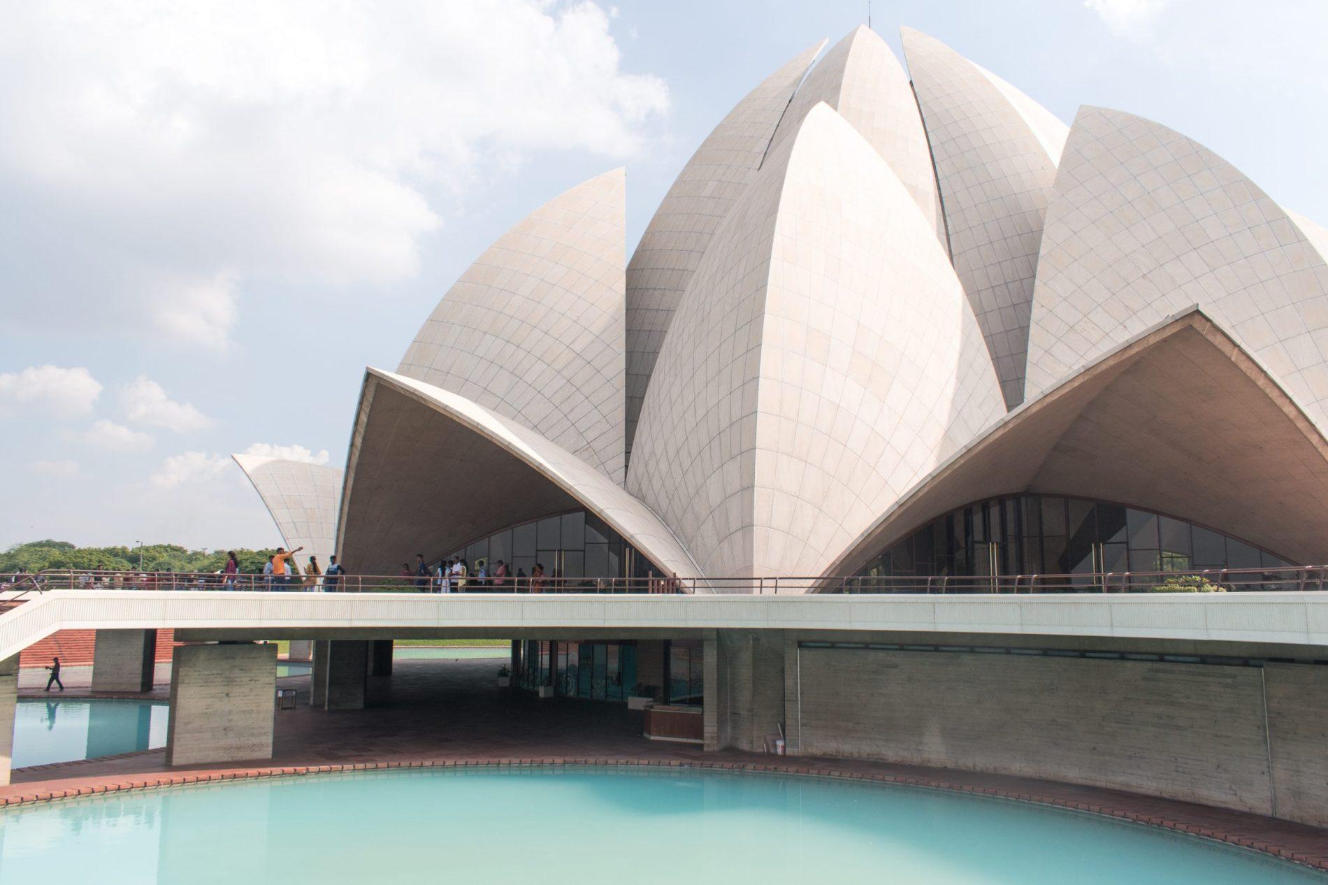 Onde ficar em Delhi