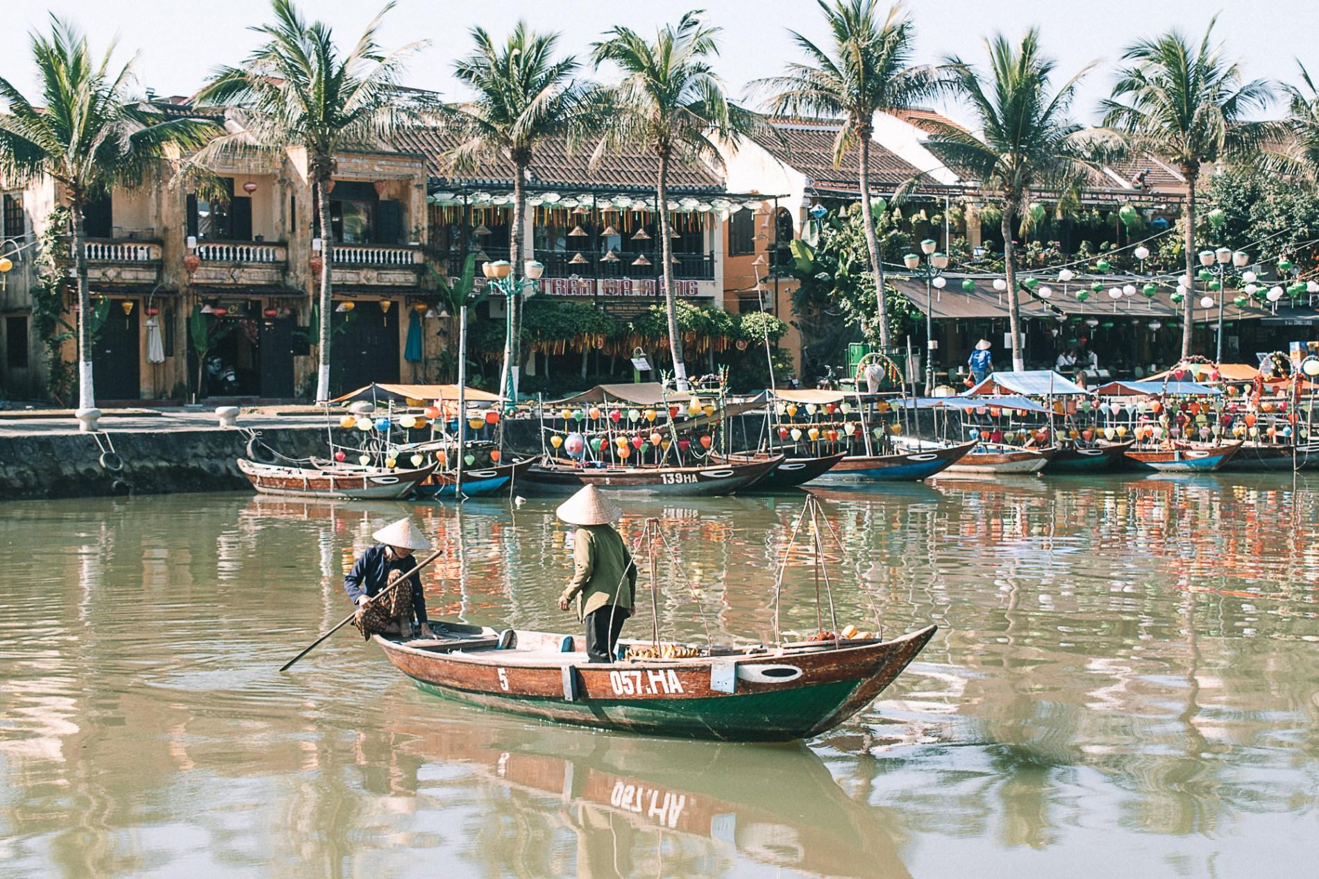 Como chegar no Vietnã