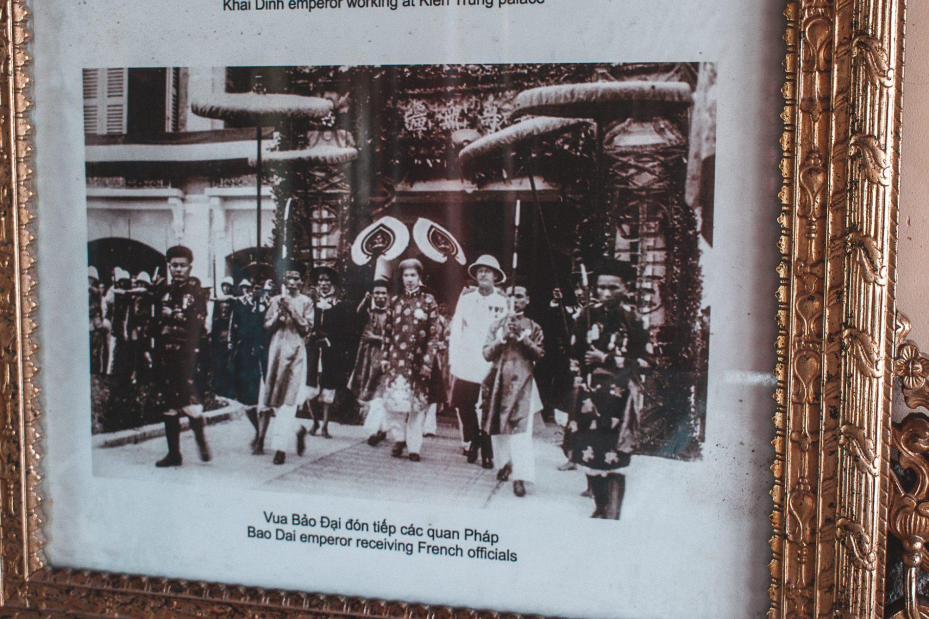 História de Hue no Vietnã