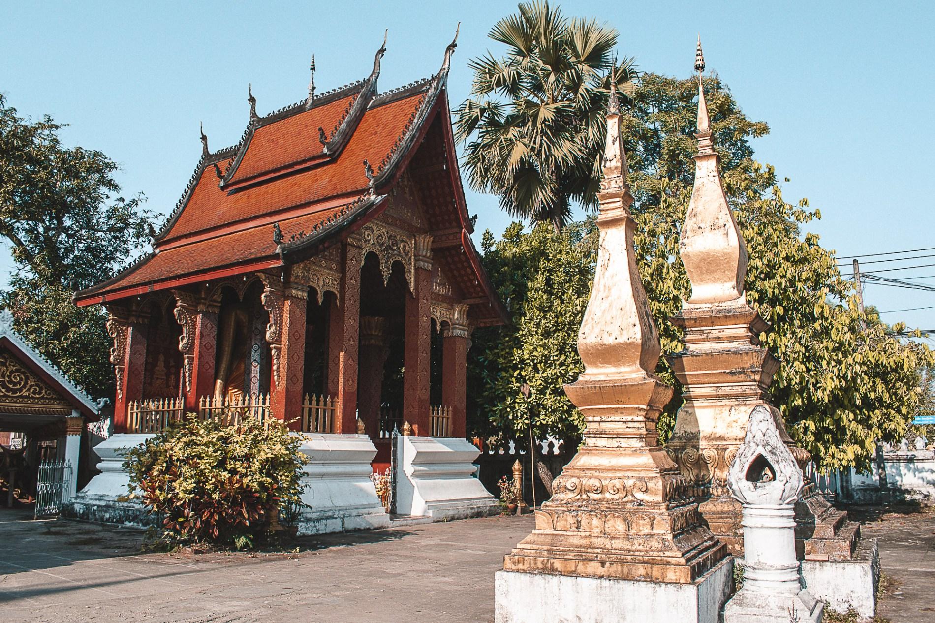 O que fazer em Luang Prabang