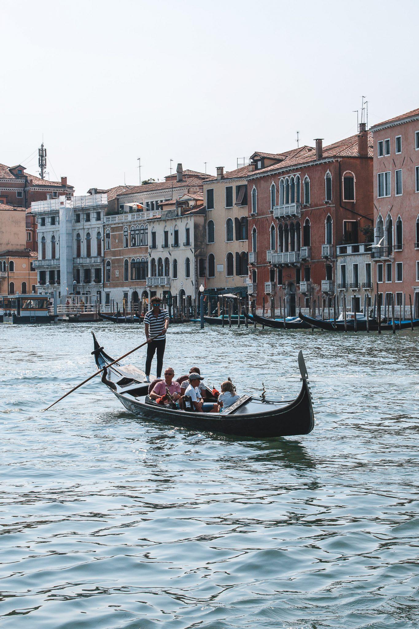 Roteiro 3 dias Veneza