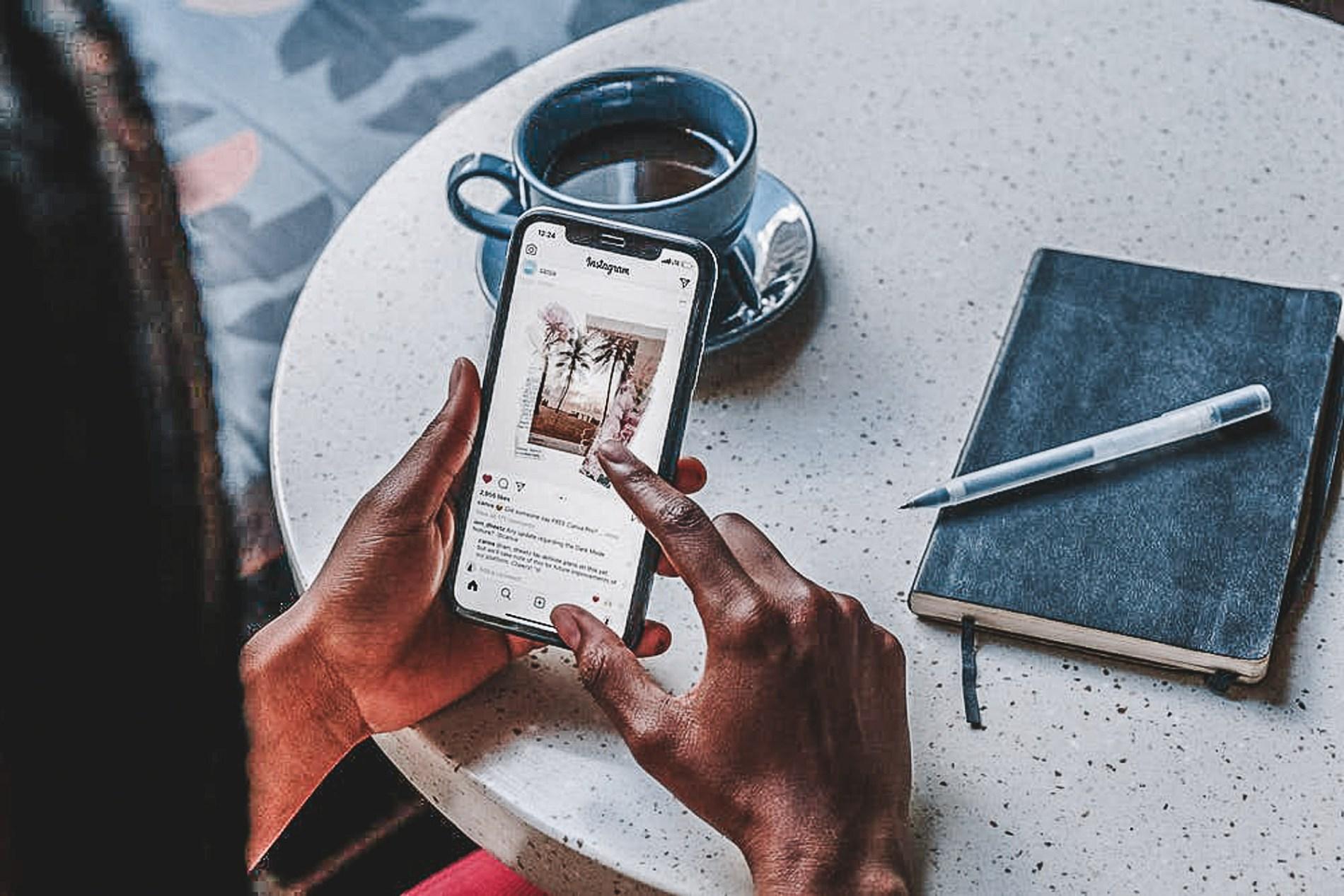 Redes sociais para planejar viagens