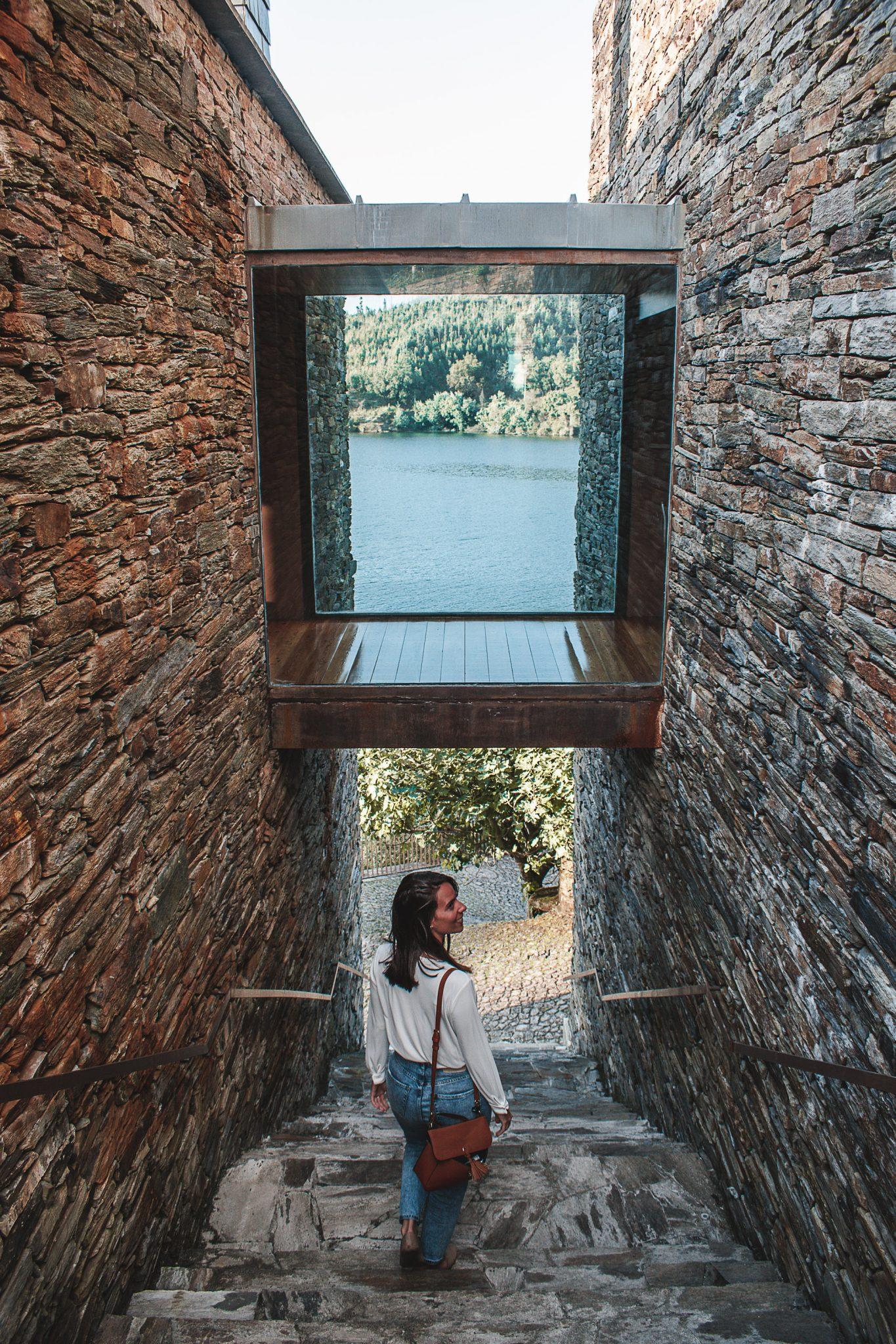 Hotel no Vale do Douro
