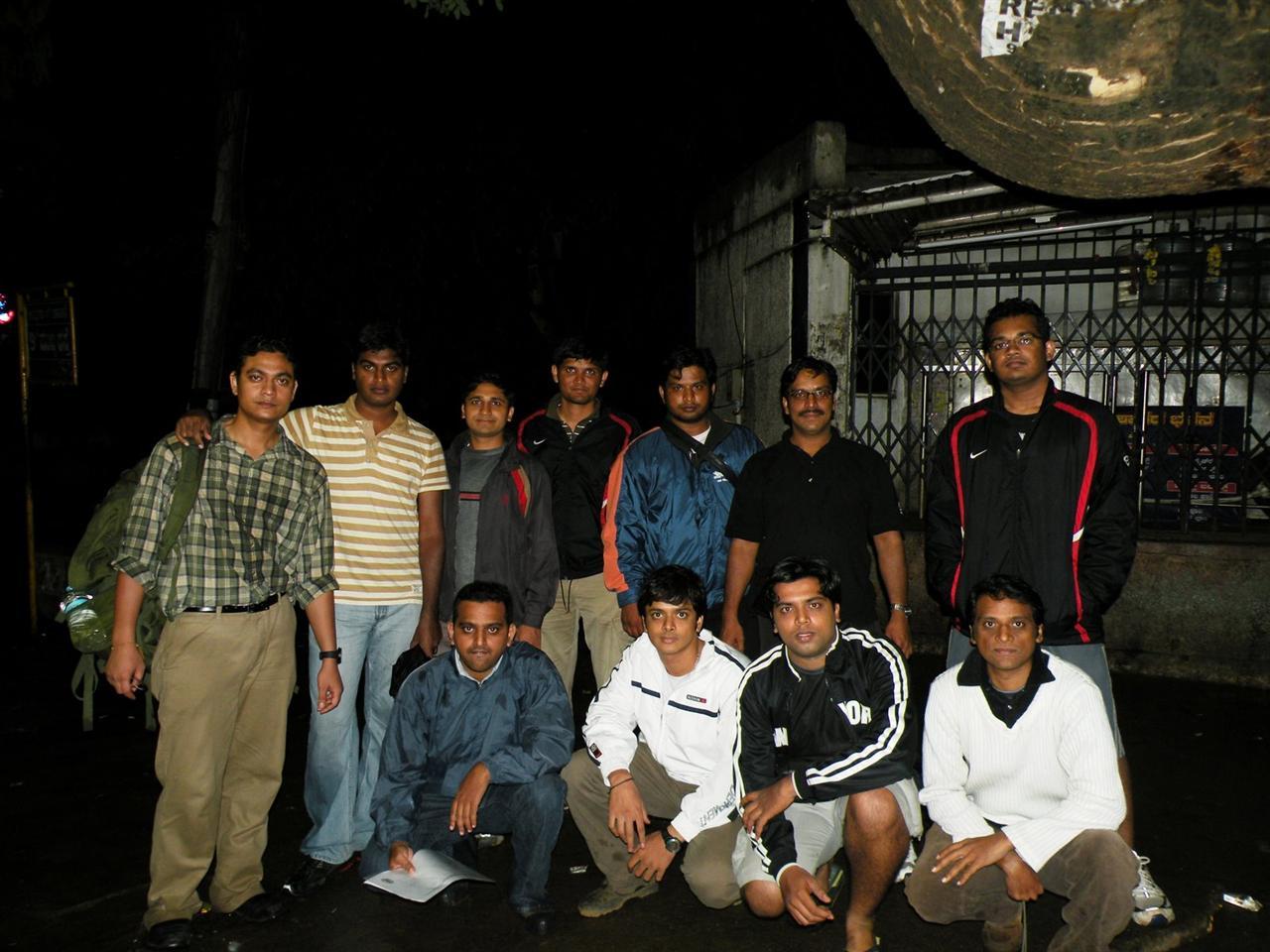 The random Orkut group