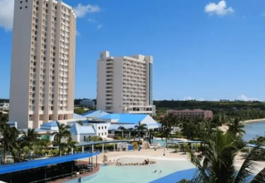 2019年夏休み計画:オンワードビーチリゾートグアム