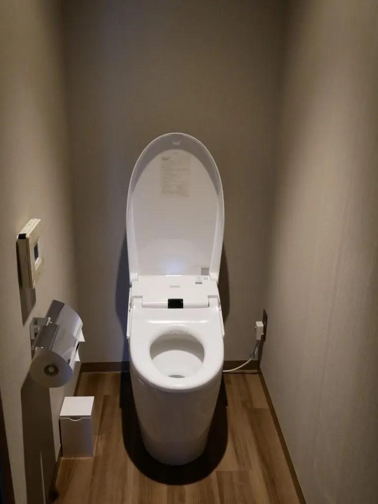 伊豆マリオットホテル修善寺 トイレ