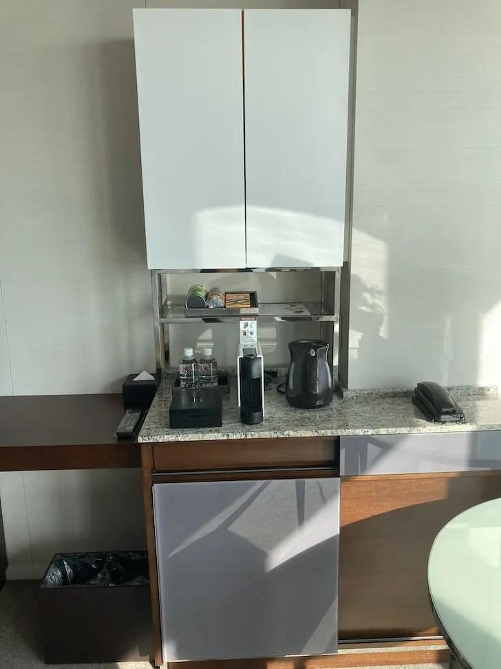 大阪マリオット都ホテル クラブデラックスルーム