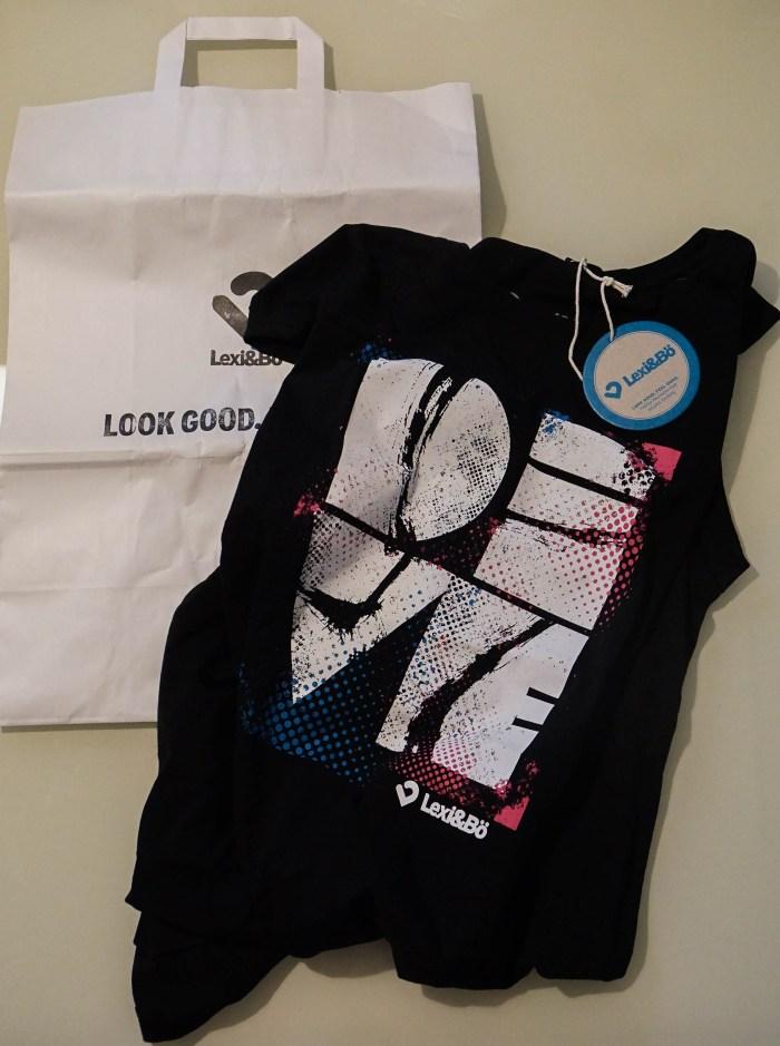 T-Shirt von Lexi&Bö