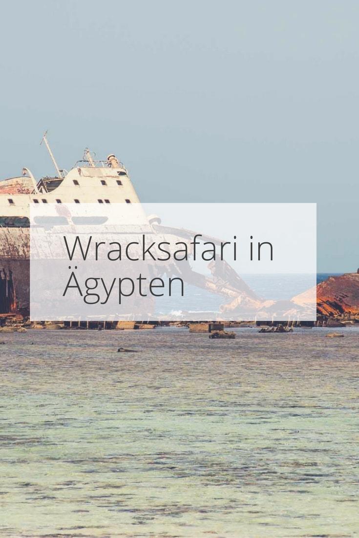 Wracksafari im Roten Meer