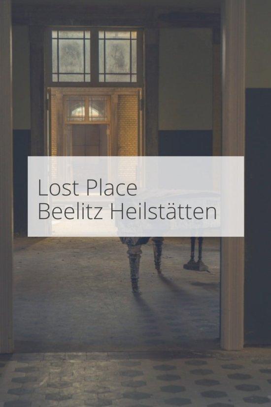 Lost Place Beelitz Heilstaetten