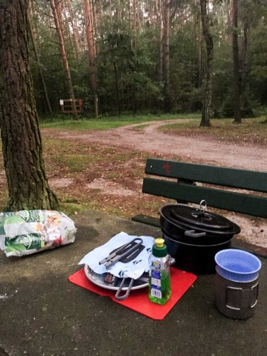 Campingkueche
