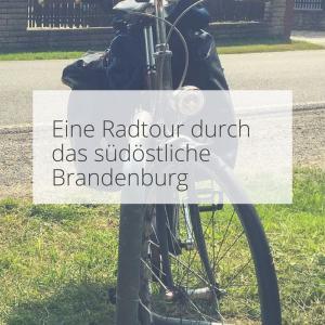Radtour in Brandenburg