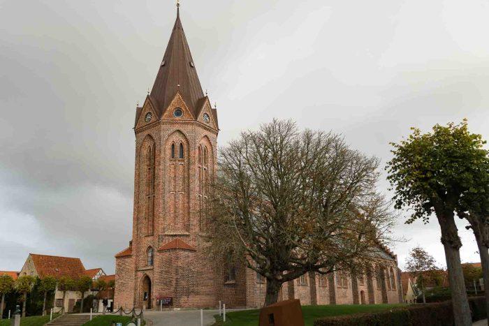 Vor Frue Kirke in Assens