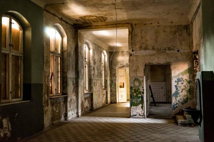 Lost Place Beelitz Heilstätten