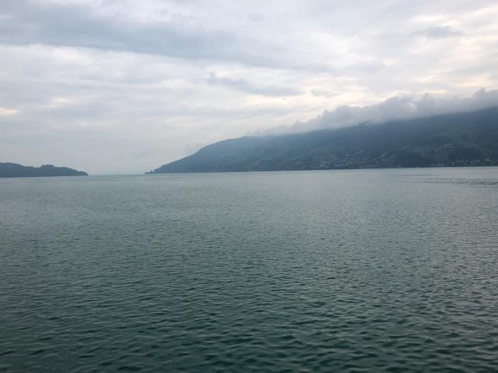 Tauchen Zuger See
