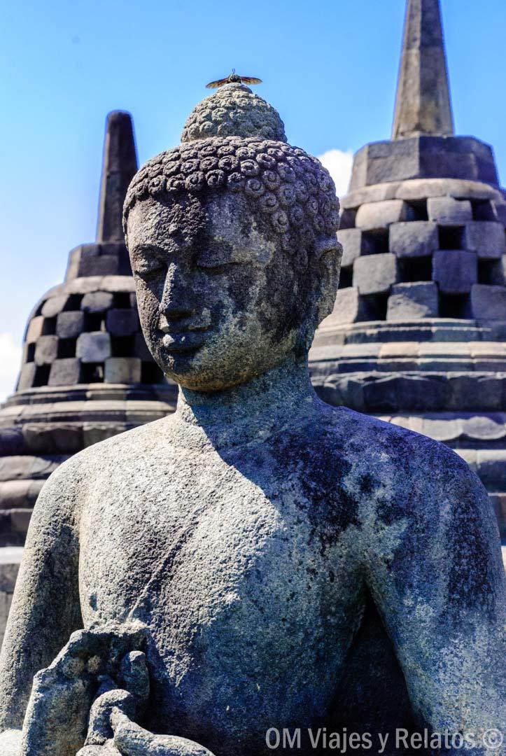 estatuas-Borobudur