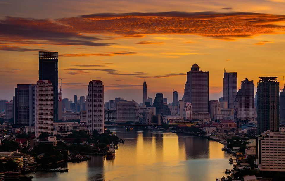 que-ver-en-Bangkok-atardecer