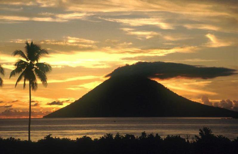 volcán-Bali