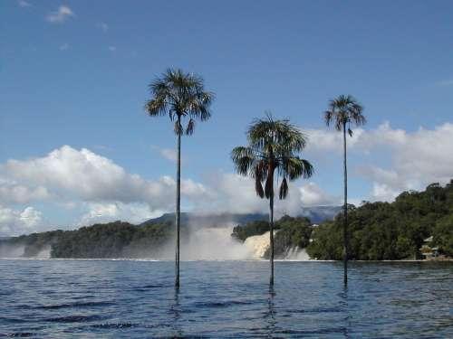 Cascadas-Canaima-Venezuela-y-Salto-del-Angel