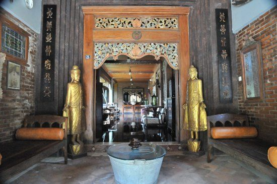 Hotel con encanto en Java: Balemong resort