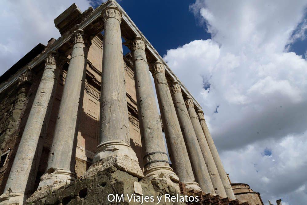 Foros-y-Palatino-Roma