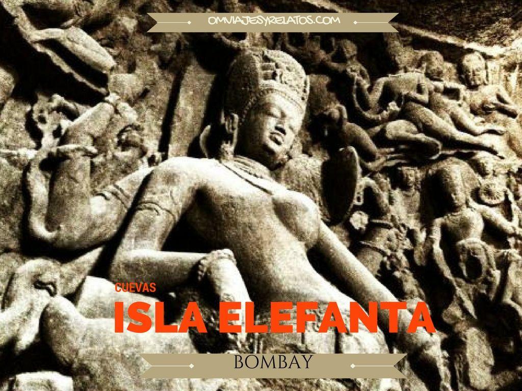 la-puerta-de-la-India-en-Bombay-cuevas-isla-elefanta