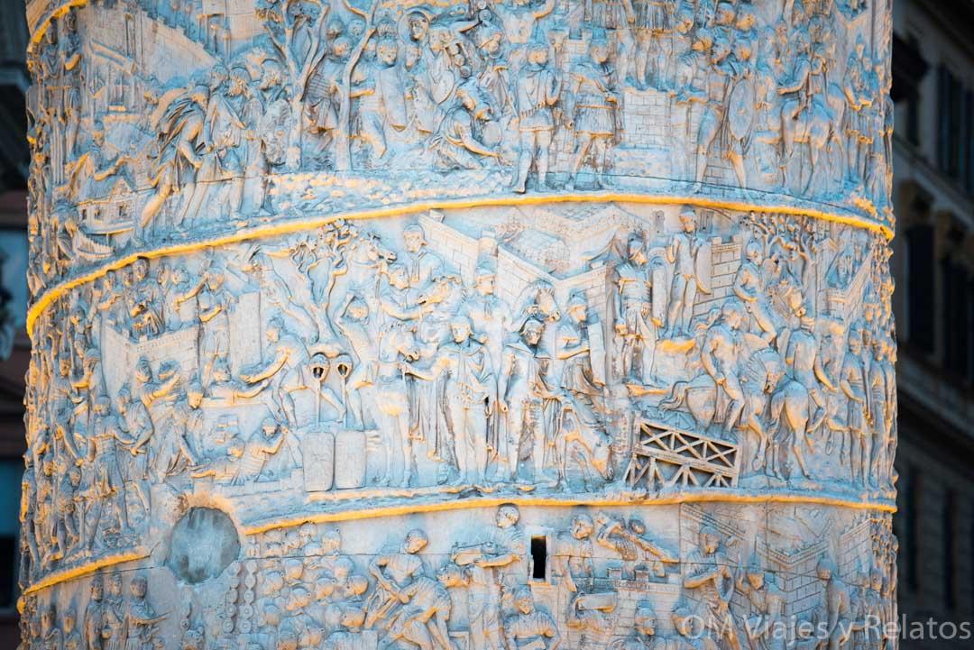 Columna-de-Trajano-en-Roma-monumentos