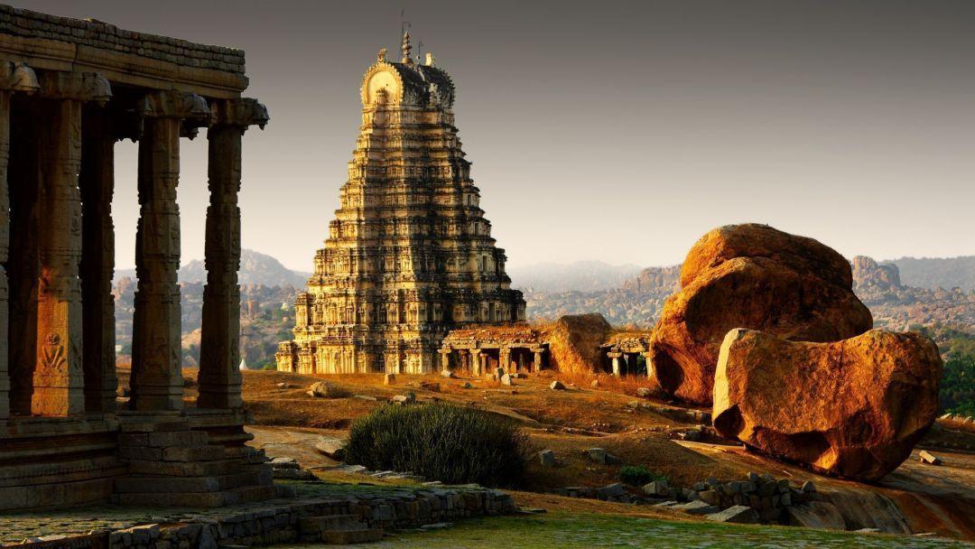 atardecer-Hampi-India