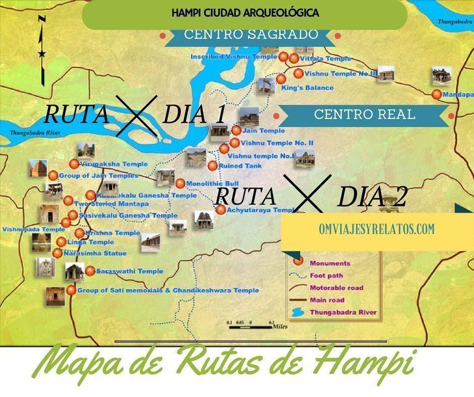 mapa-Rutas-Hampi