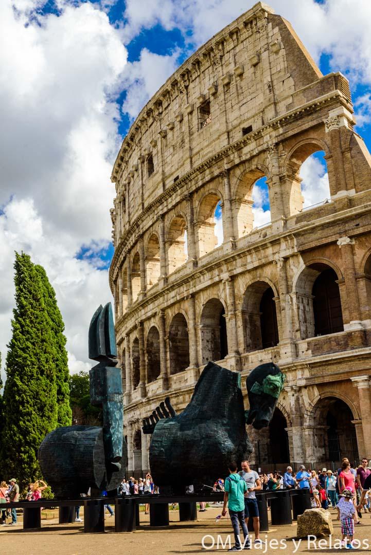 que-ver-en-Roma-Coliseo
