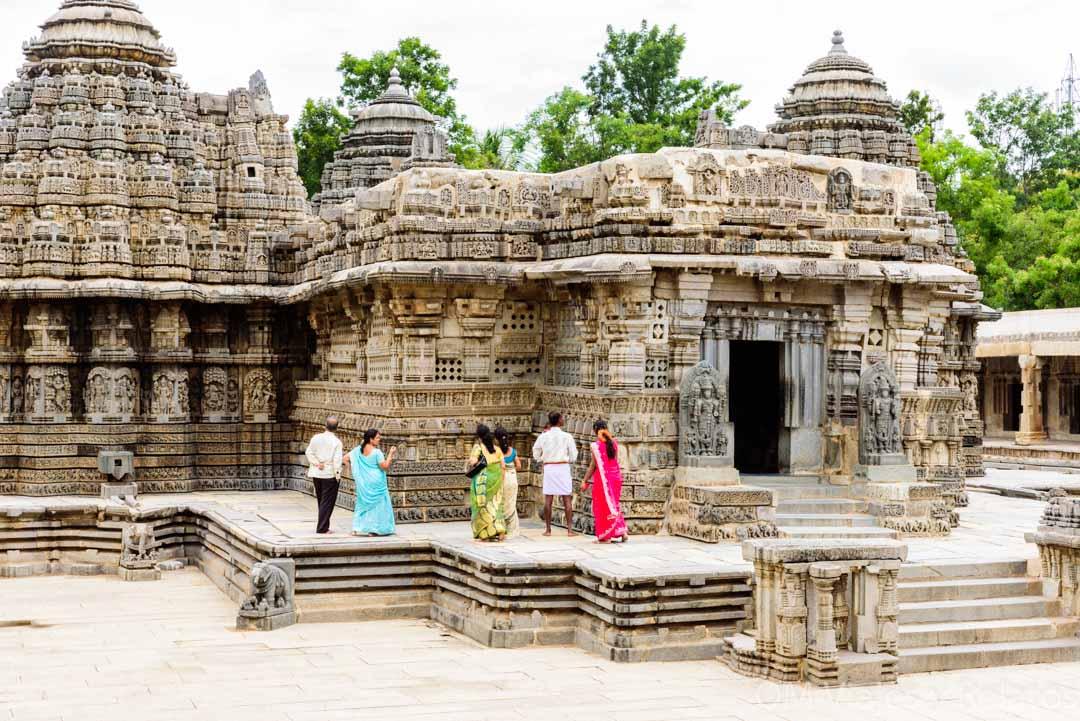 Templo-de-Keshava-India