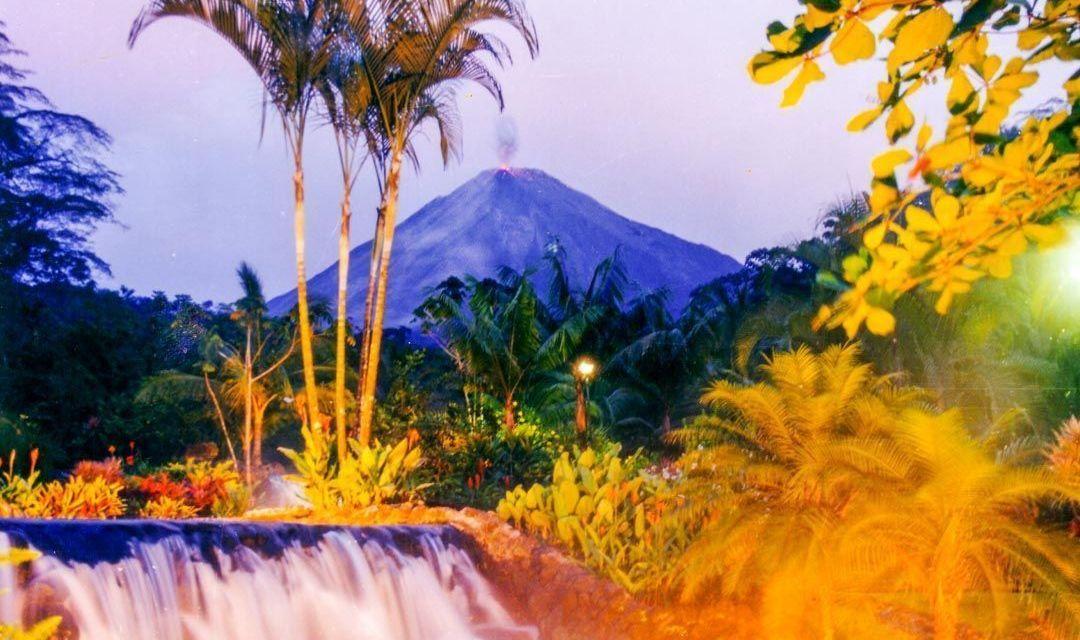 EL BALNEARIO TABACÓN EN COSTA RICA: EL SPA NATURAL MÁS BELLO DEL MUNDO
