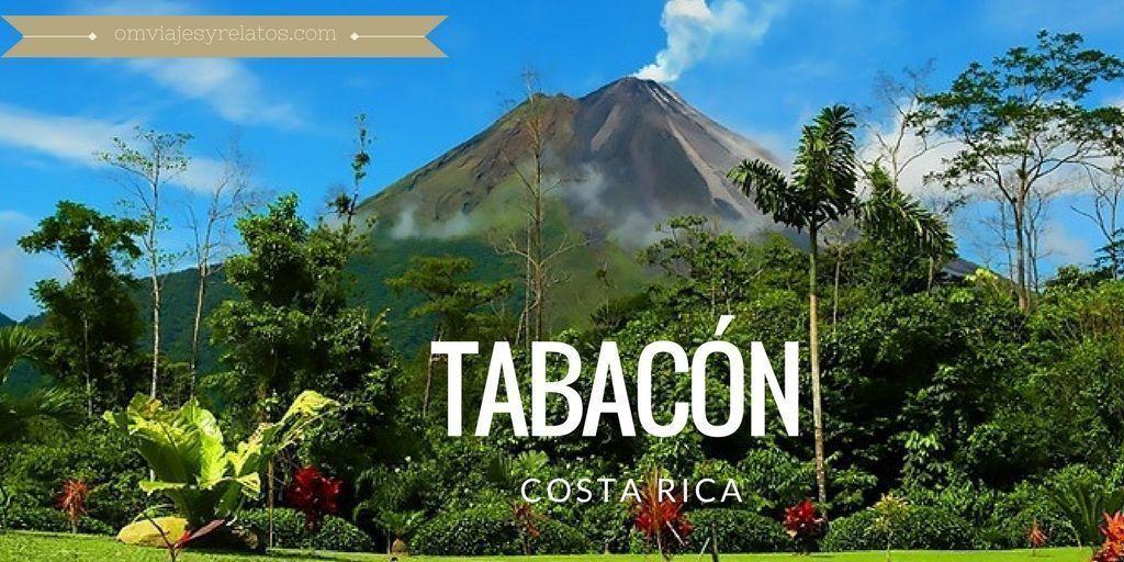 El Balneario de Tabacón en Costa Rica: el spa natural más bello del ...