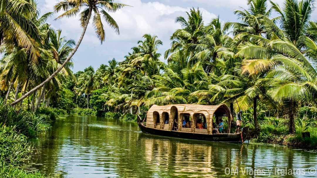 backwaters-Kerala-India