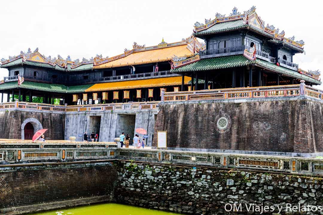 La-Ciudadela-de-Hue-en-Vietnam