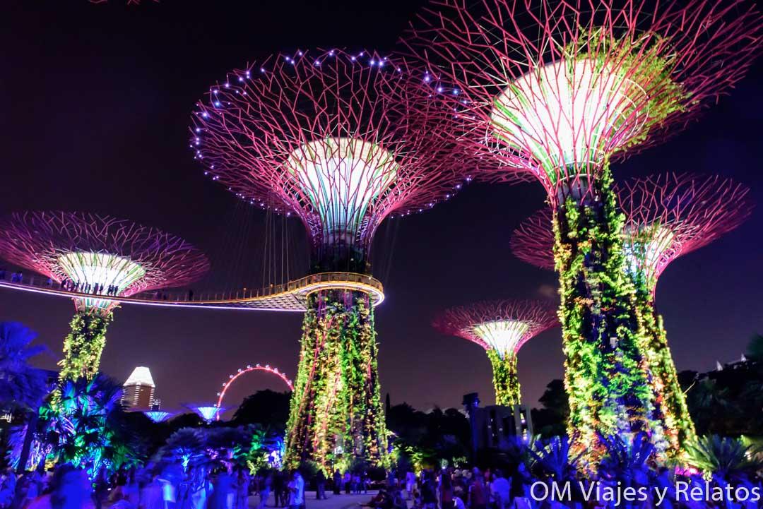 espectáculo-nocturno-Singapur