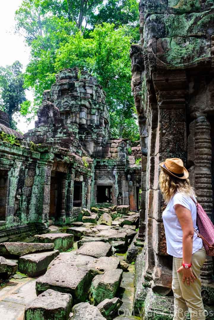 Angkor: Templo de la Espada Sagrada
