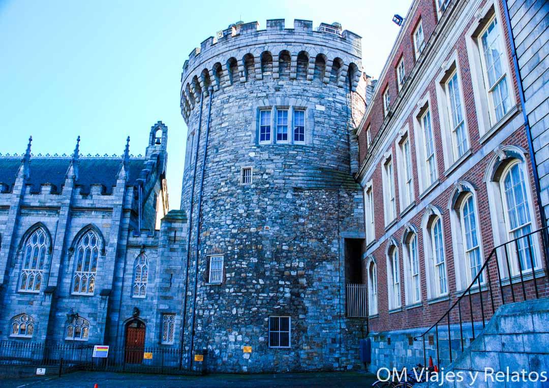 castillo-Dublín