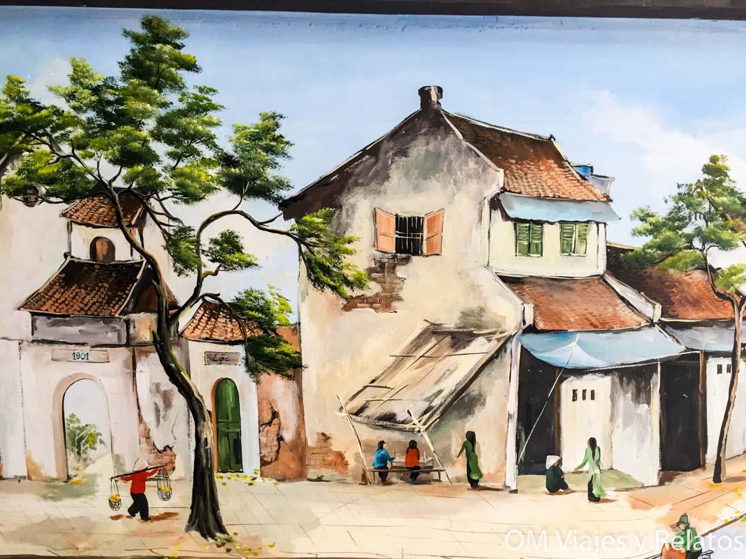hotel barato en Hanoi