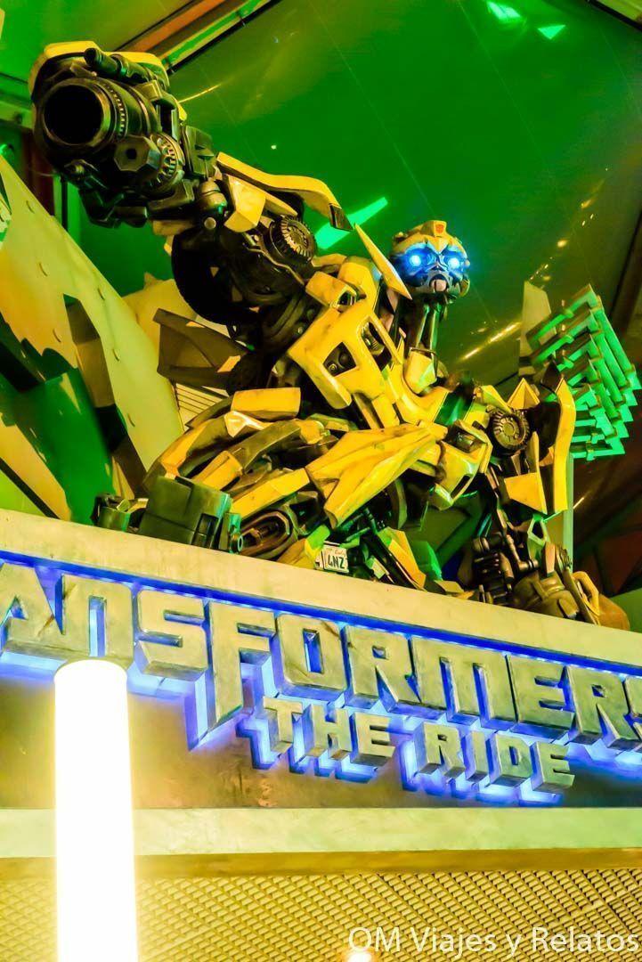 Transformers-Singapur