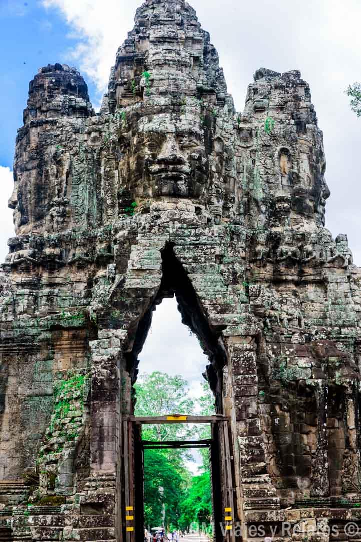 puerta-Angkor Thom